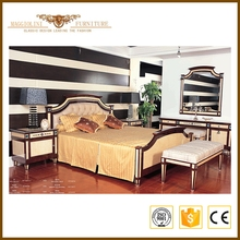 Perfection professional glass bedroom sets mirror