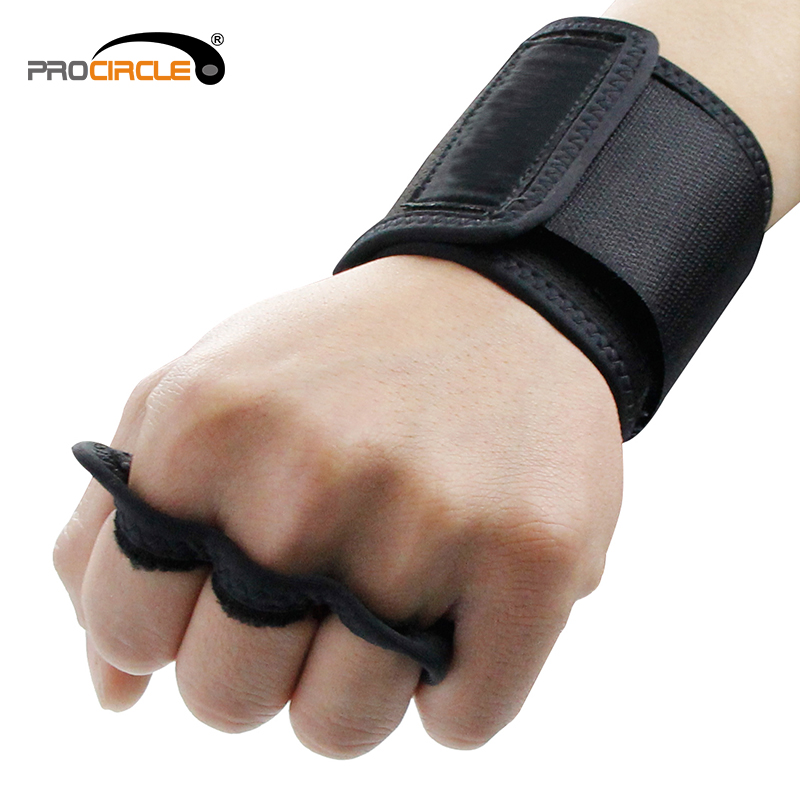 Sport Exercise Training Fitness Gym Gloves Custom Weight Lifting Gloves With Wrist Support