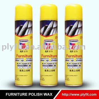 Furniture polish wax cleaner