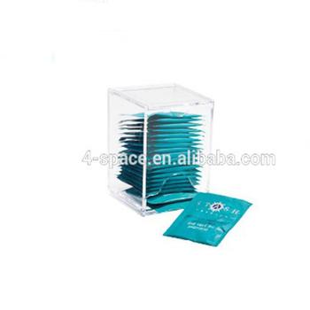 Acrylic Tea Bag Dispenser Storage Box Milk Coffee Holder Product On Alibaba