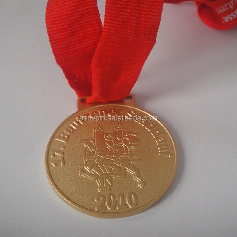 Predator Race Medal,Imprint Custom Logo