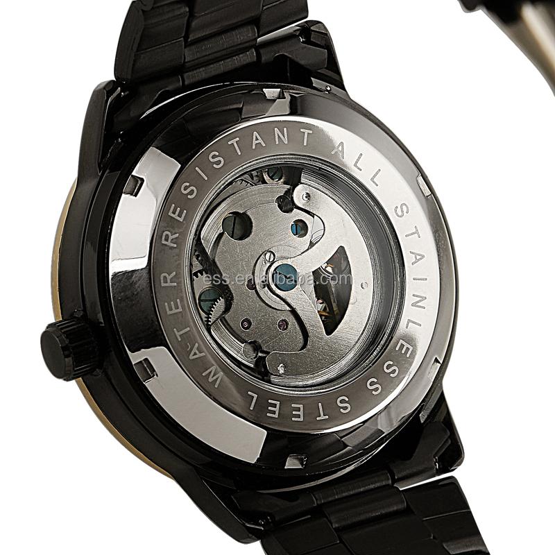 whole ess brand new skeleton automatic mechanical watch for ess brand new skeleton automatic mechanical watch for men stainless steel mens watches wm399 ess