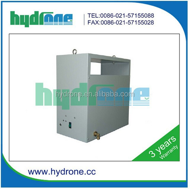 hydroponic gas CO2 generator greenhouse