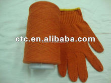 open end recycle cotton gloves yarn