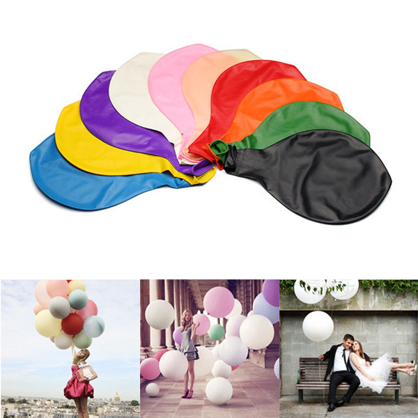 36 Inch Big Size Latex Balloon Valentine Wedding Party Decoration Birthday Party Decorations Adult Anniversaire Ballon