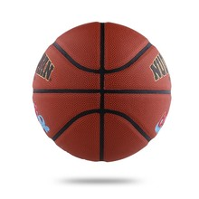 custom made logo leather basketballs
