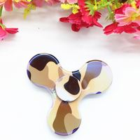 Hand Spinner, Dirt Resistant Fidget Spinner Toy, Fingertip Gyro Anti Stress Toys for Kids & Adults