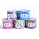 5cm*5M wholesale multicolor sports kinesiology tape with CE FDA certification