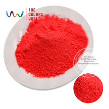 TCYG-615 Orange Red neon Colors Fluorescent  Neon Pigment Powder for Nail Polish&Painting&Printing 1 lot= 50g