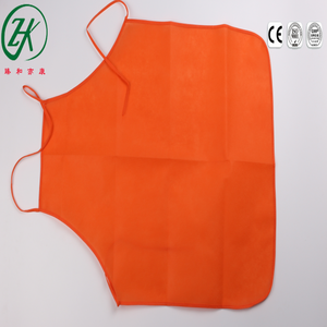 Can Be Offered Blue 100% Pp On Time Kitchen Plastic Adults Disposable Pvc /pe White Sleeve Cover Waterproof Aprons For Men