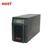 0.9 power factor UPS Telecommunication Online double conversion 2000va/1800W Online UPS