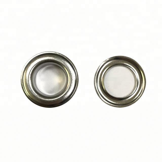 Factory Price Custom curtain machine brass eyelets Ring