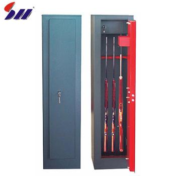 Steel Metal Army Gun Safe Cabinet