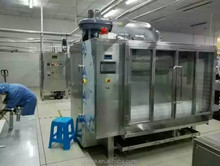 chocolate coating machine and chocolate polishing machine for factory use