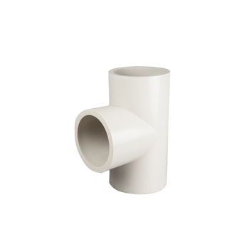 PPH Tee Pipes And Fittings