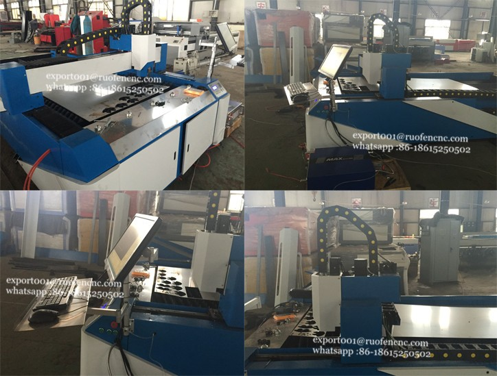Philicam Fiber Laser Cutting Machine For Metals with 200w 300w 500w