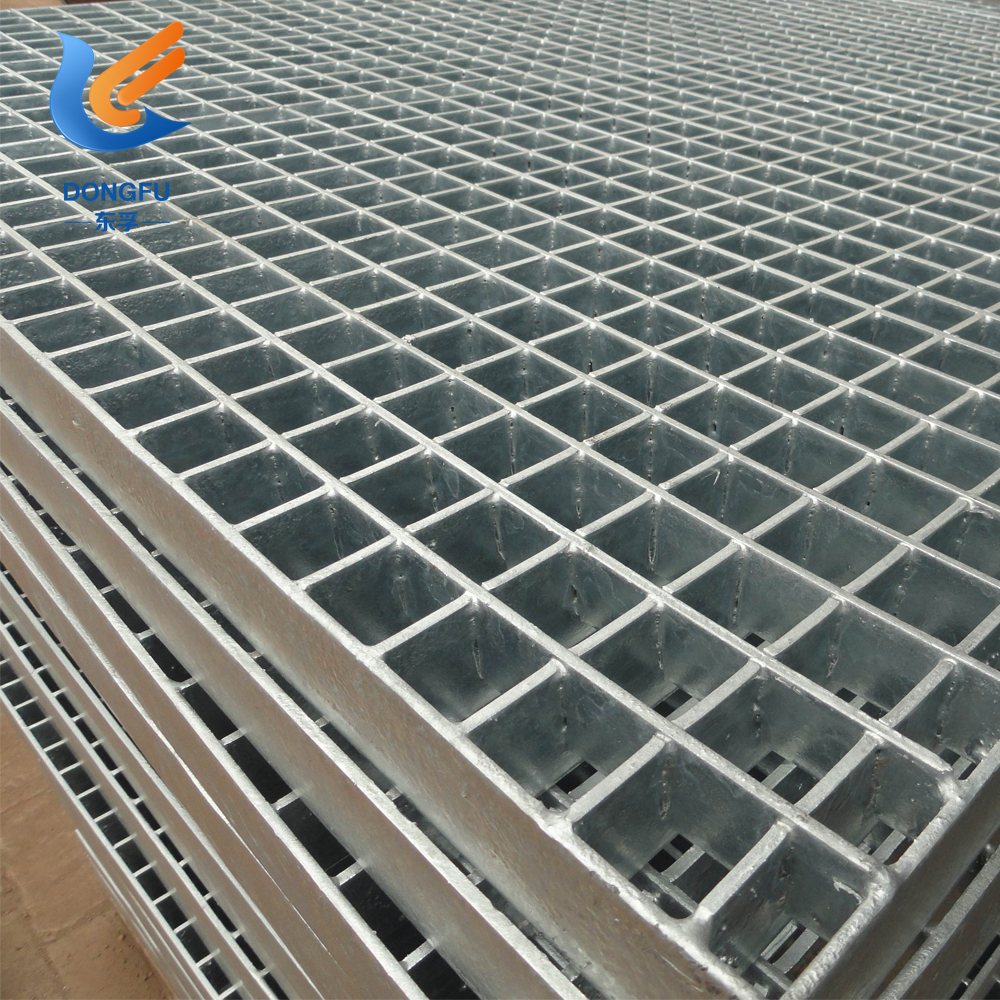 2017 China Factory Galvanized Steel Trash Rack Grating
