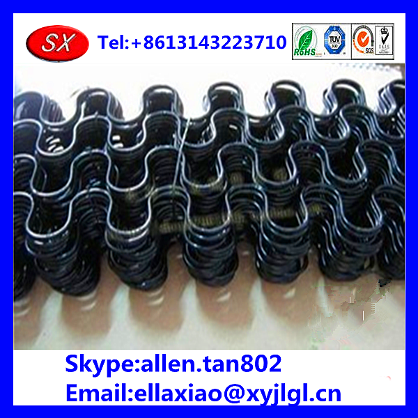 Customized snaky spring/Serpentine Spring ,supplier in china