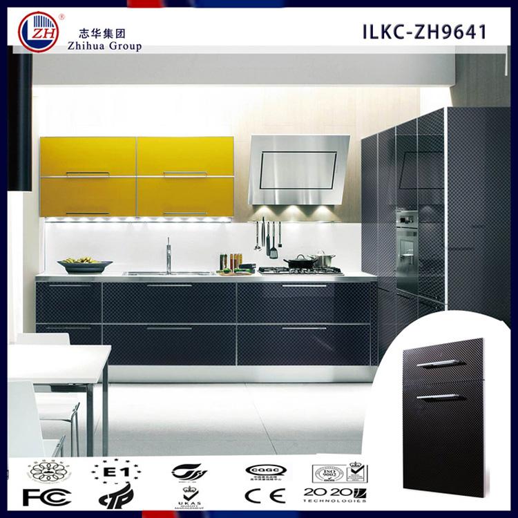 Kitchen Design Uv: Zhihua Uv Kitchen Cabinet Simple Designs Kitchen Cabinet