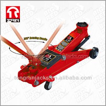 Torin BigRed 3T Hydraulic Floor Trolley JackT83003C