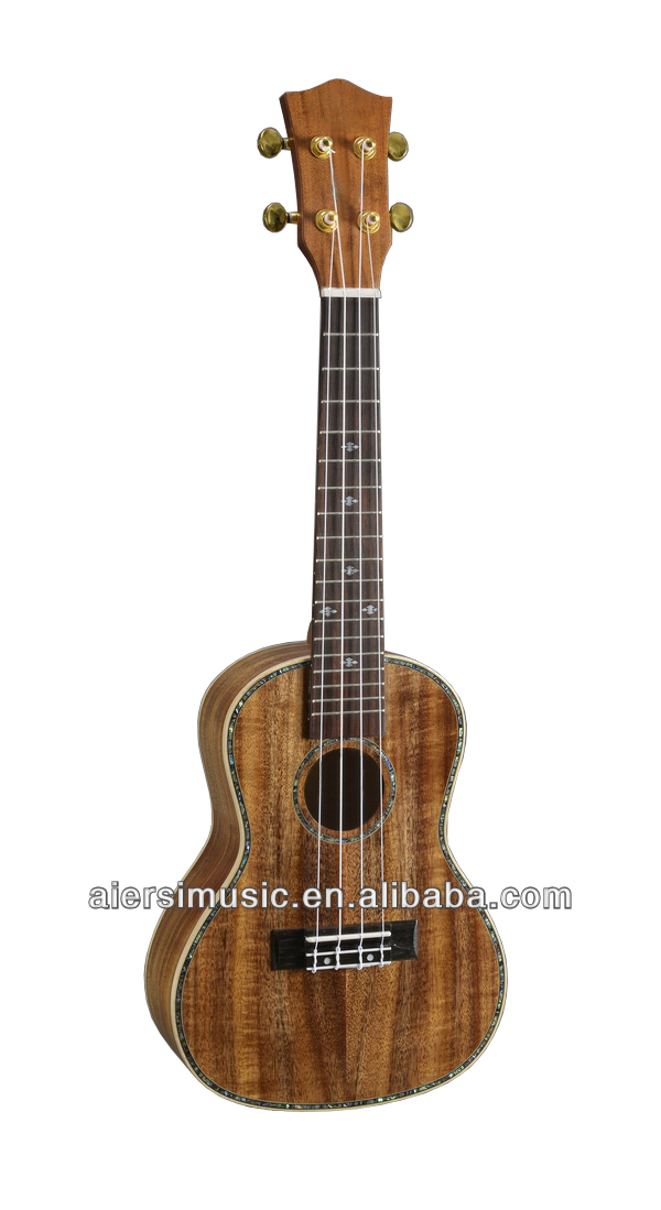China Quality Solid Top Ukulele Concert size <strong>Manufactural</strong> Price