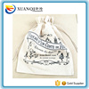 Customized Logo High Quality cotton linen Canvas Drawstring Pouch, jewelry Bag ,Gift bags