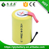 Geilienergy 1.2v SC nimh rechargeable battery 2500mAh for power tool