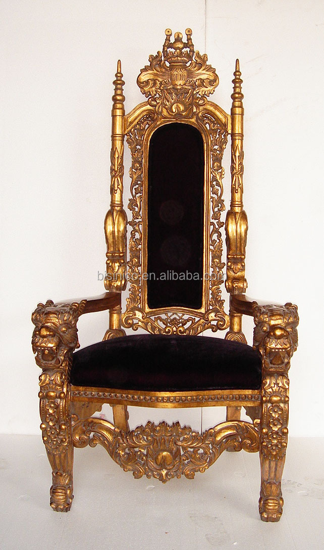 American Style Furniture Sofa Chair Antique Luxury Real