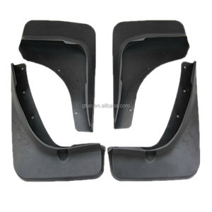 Auto Body Parts Rear Car fender plastic mudguard for Cars