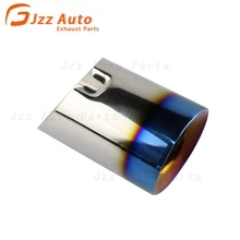Exhaust tip oval tail pipe for bmw for f30_335i JZZ