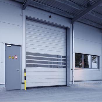 High Quality Rapid Speed Rolling Garage Door Buy Garage Door