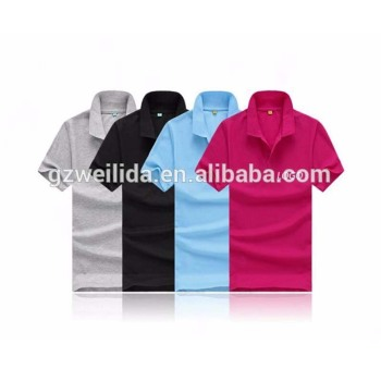 Oem Work Polo Shirts Without Logo For Men Asian Size Advertising