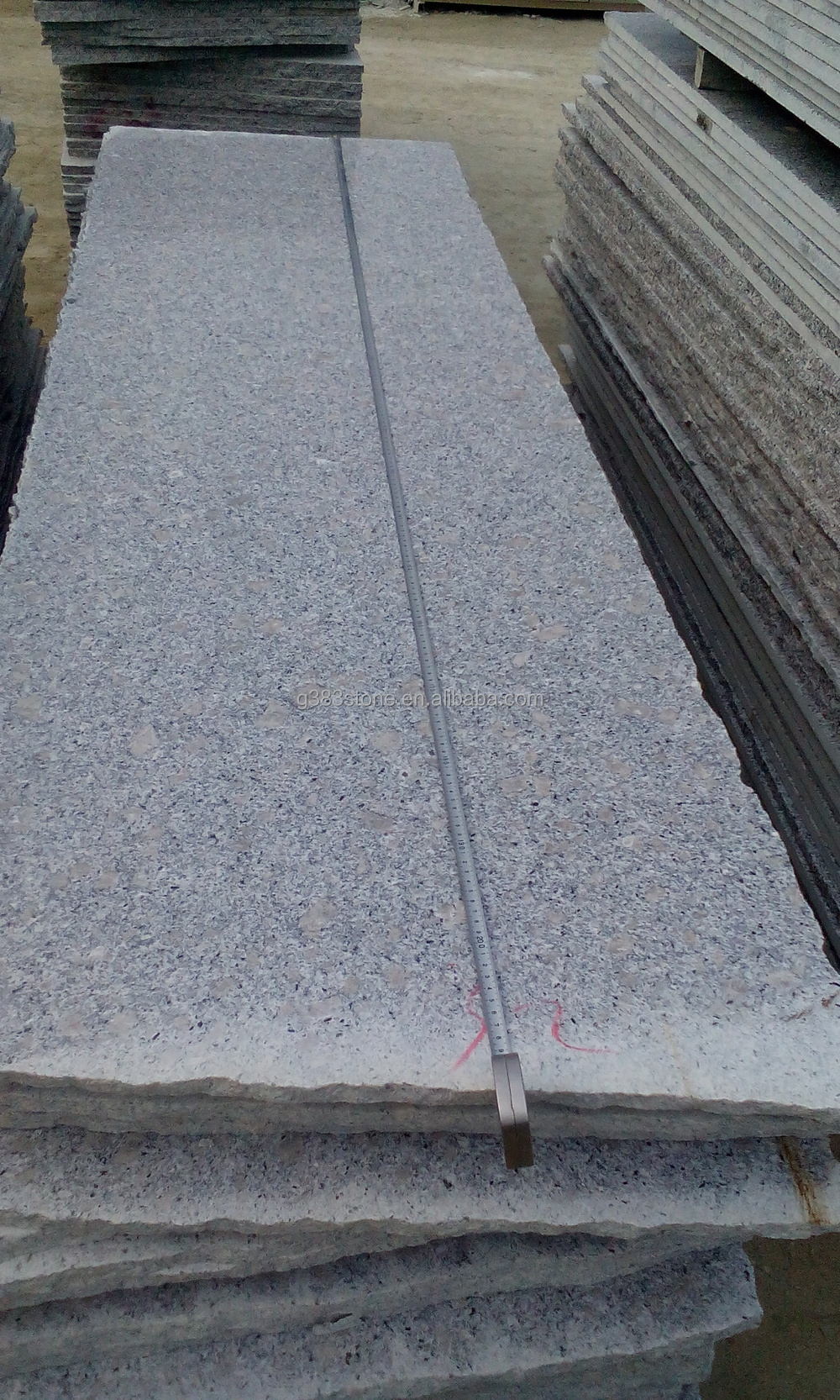 Quarry Stone Slabs Building Materials Grey Granite Price