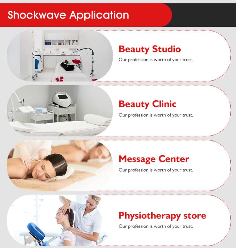 Men's clinic use ED treatment shock wave erectile dysfunction