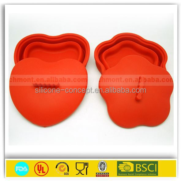 2015 hot search product mini steamer silicone baby bowl Dongguan Factory