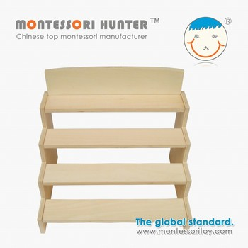 Montessori classroom furniture Shelf for school equipment