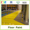 2016 clear epoxy resin waterbased floor coating for factory decoration