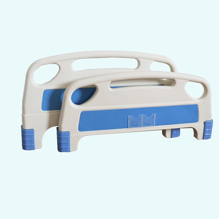 फैक्टरी कीमत एबीएस झटका मोल्डिंग अस्पताल के बिस्तर रेल सिर पैर बोर्ड पैनल