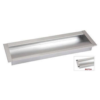 High Quality Aluminium Kitchen Hidden Profile Cabinet Handles