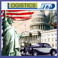 Cheap air freight/rates from Shenzhen/Shanghai to United States