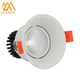 Get US$500 coupon 2017 new product 3 inch 10w round recessed led downlight