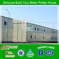 High space utilization family temporary low cost assembled houses