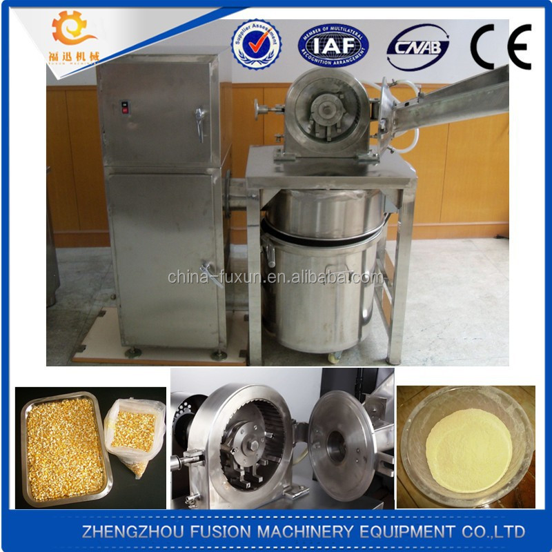 Top Quality Black Pepper Grinding Machine/Red Hot Chilli Powder Grinding Machine