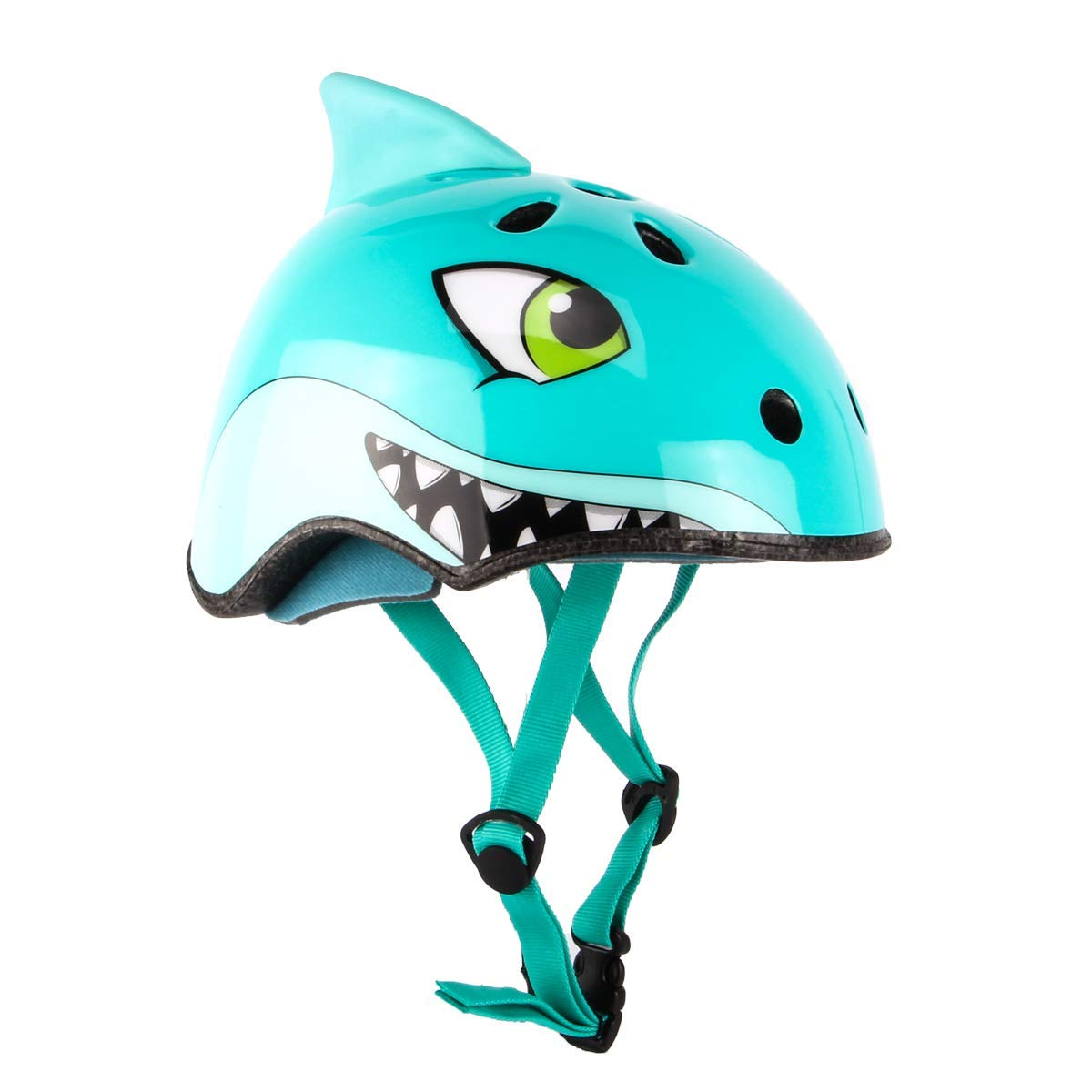 fb64f6aa94a Get Quotations · KING SHOWDEN Kids Bike Helmet Children's Multi-Sports Cycling  Helmet Skating Scooter Roller Skate Skateboarding