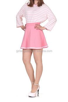 Teen mini skirt pink not