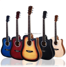 Wooden Guitar Acoustic Wholesale Made In China
