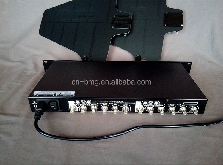 Wholesale Price Professional 4 & 5 Channels Signal Amplifier