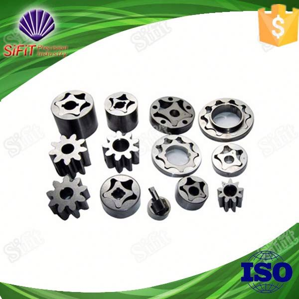 Metal parts made by metal injection molding, powder metallurgy, machining or casting