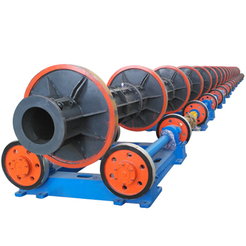 New Technology Centrifugal Spinning Concrete Pole Machine With Best Design  Of Installation - Buy Centrifugal Spinning Concrete Pole