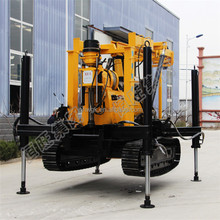 high quality dth Multifunctional Crawler Hydraulic borehole water well drill rig
